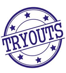 Athletic Tryouts Interest
