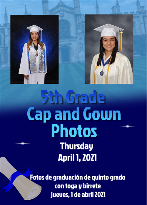 cap andgown