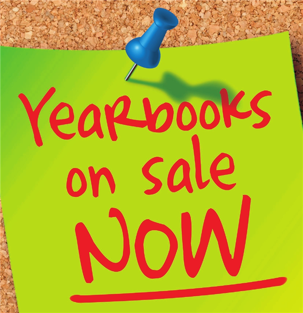2019-2020 HES Yearbooks on Sale NOW!!!