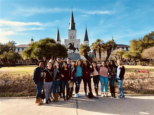 New Orleans Trip - French Club 2018