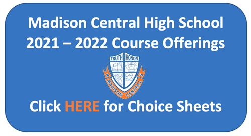 2021-2022 Course Offerings