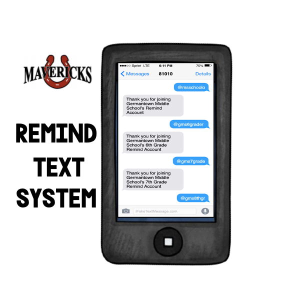 Text & Email Message Reminders